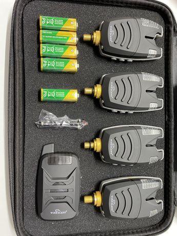 Senzori statie windblade 4+1 model nou black mat produse noi