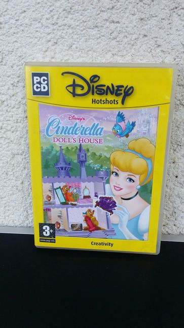 Joc - PC - Disney - Cinderella - Doll's  House