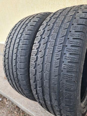 2 бр. зимни гуми 215/55/17 Kumho 4,5 mm DOT 1613