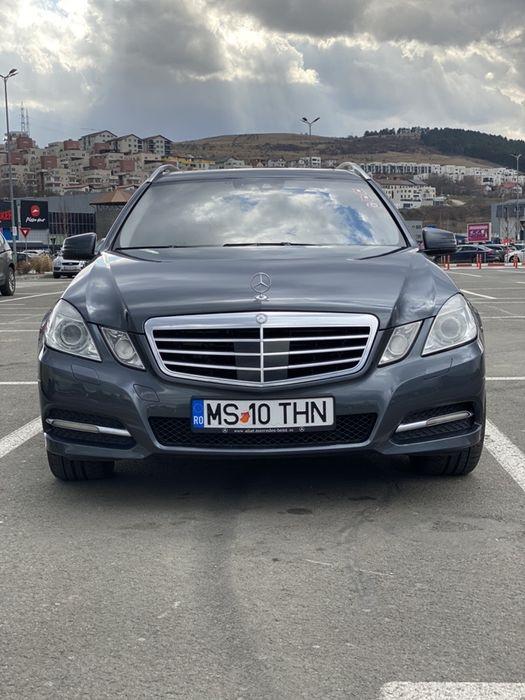 Schimb/vand Mercedes E350 CDI, 4x4,Airmatic,Night Vision,Distronic Mureseni - imagine 1