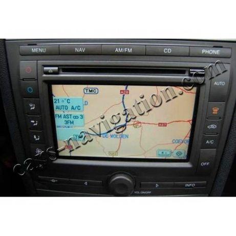 Диск навигация Форд Мондео Галакси Фокус Ford Mondeo Smax Galaxy Focus