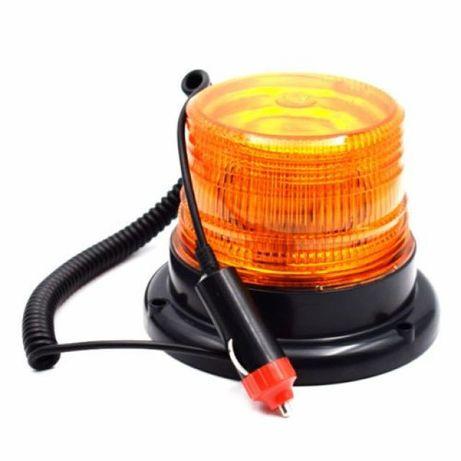 LED диодна сигнална лампа 40W 12/24v - маяк