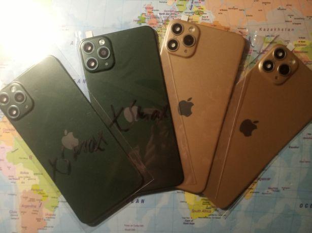 Capac pentru iphone Transformare iphone x,xs,xsmax în modelul 11 și
