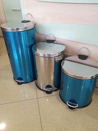 Иноксов кош с педал от 3 до 40 литра