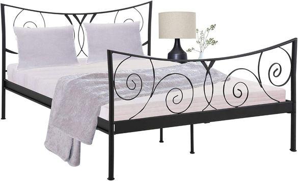 ЧИСТО НОВА спалня/легло на марката Domus Scandinavia 140см