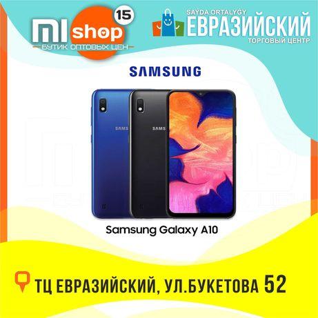 MiSHOP15 Samsung Galaxy A10 (ТЦ Евразийский,  1 этаж, ул. Букетова 52)