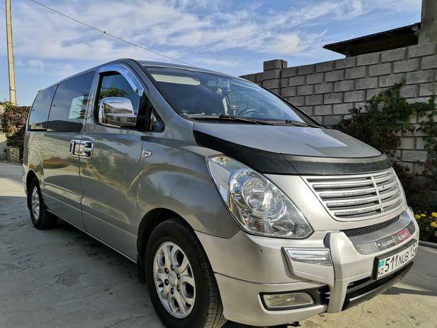 Пассажирские перевозки / Hyundai Grand Starex