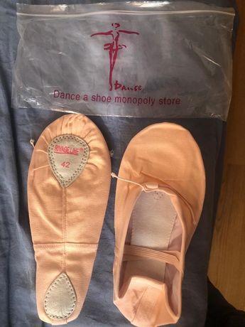 Продам мягкую танцевальную обувь.