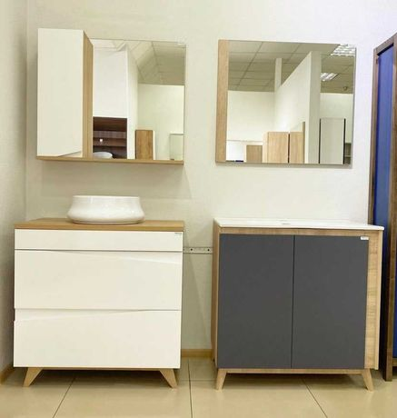 Мебель для ванных комнат!