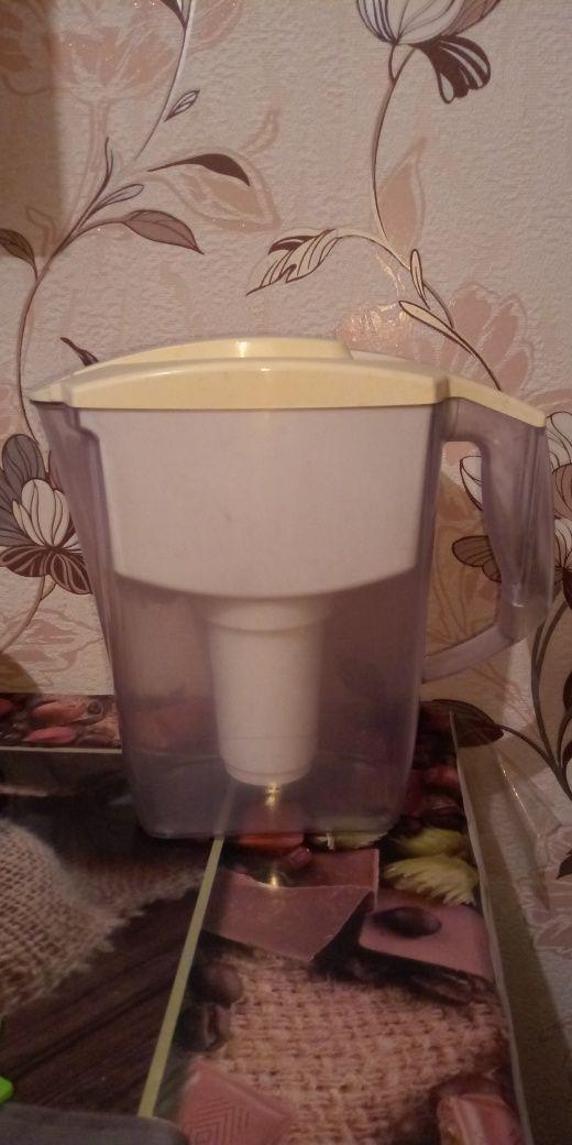 Продам кувшин для воды. Фильтр Аквафор