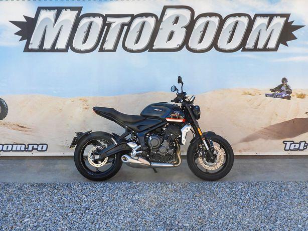 Motocicleta Triumph Trident 660 2021