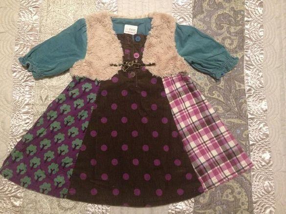 Детска блуза NEXT за 3-4 годишно момиченце