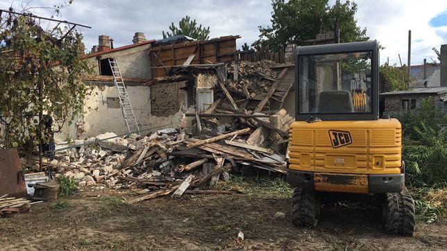 Inchiriez miniexcavator sapaturi excavatii excavator fundatii demolari
