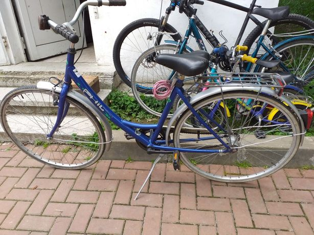 Bicicletă damă germană roti 28