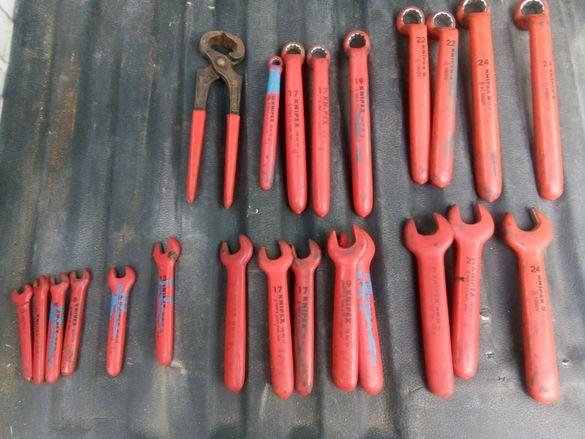 Ключове Knipex лула едностранни 1000V VDE