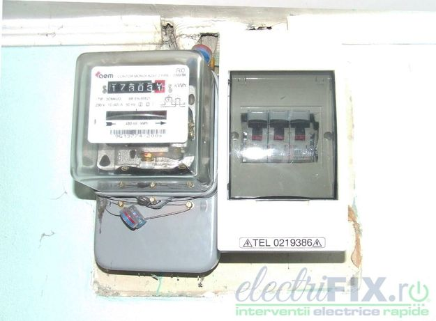 Electrician,inlocuire tablouri si reparatii