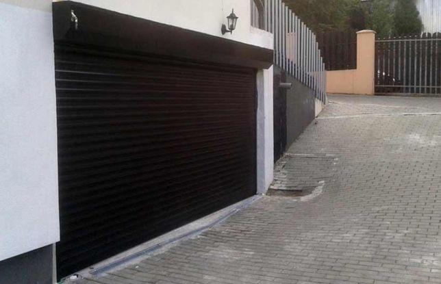 Ușa garaj rulou 77