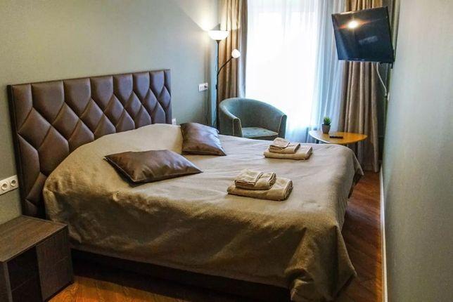 Двухкомнатные апартаменты в ЖК Шахристан рядом с ТРЦ Мега
