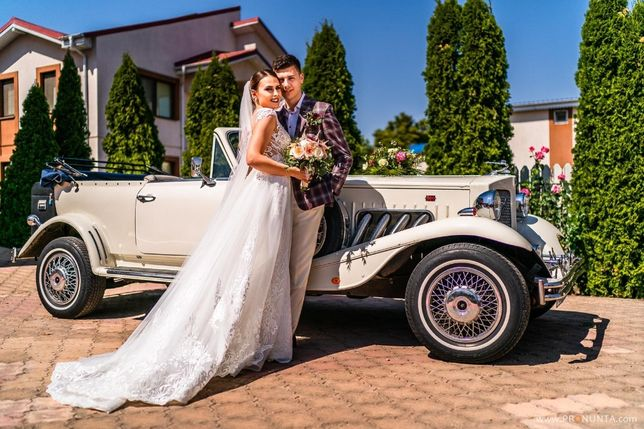 Masini epoca nunti