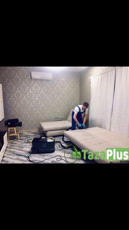 Химчистка мягкой мебели (стулья матрацы диваны т.п)с выездом на дом