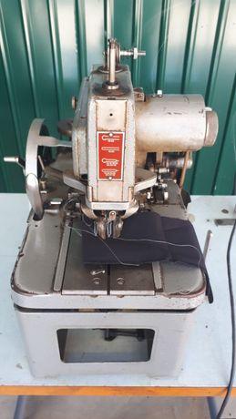 Петельная Глазковая швейная машинка рабочем состоянии 100%