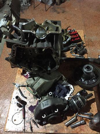 Ремонт на ръчни скоростни кутии за Fiat Ducato, Peugeot Partner,Citroe