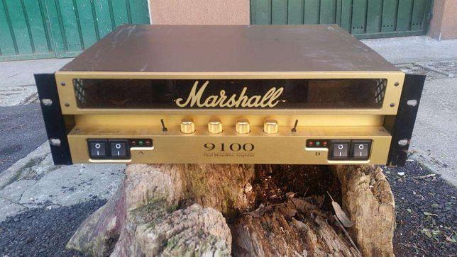 Amplificator / puter chitara Marshall 9100 - Accept schimburi