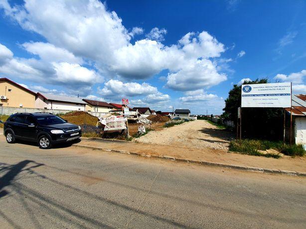Loturi 250mp teren intravilan NEinundabil - str Tractorului, Pantelimo