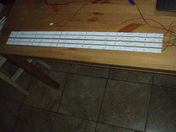 Set backlight 4 barete TV LED TD3030-12C-12LED 746x17mm