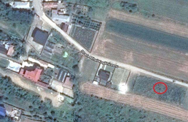 Vand teren - Dragasani - str Mihail Kogalniceanu - Loc casa -