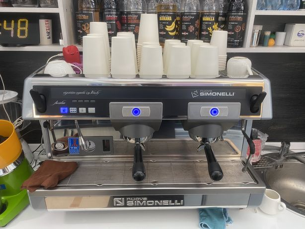 Кофе машина simonelli nuova