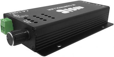 Controler RGB prin semnal audio, telecomanda