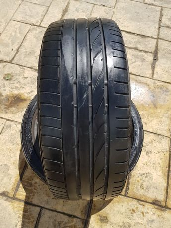 2 x anvelope 205 45 17 Bridgestone