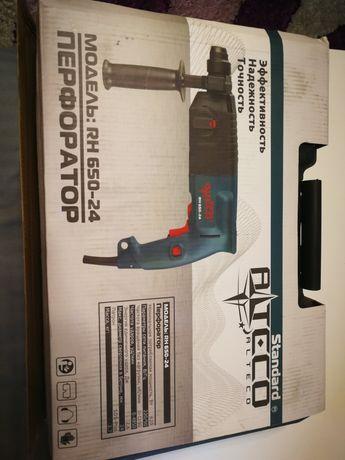 Продам перфоратор ALTECO 650-24