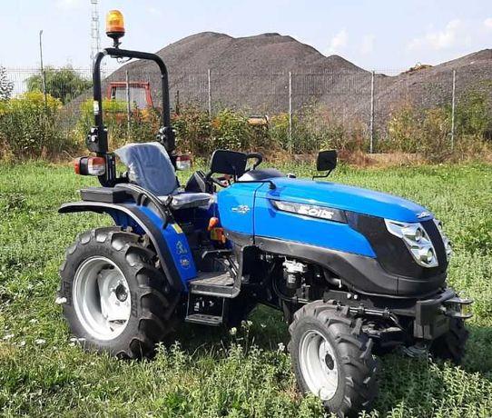 Tractor model SOLIS 26 cu 11 ore functionare