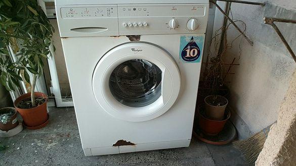 Пералня whirlpool на части