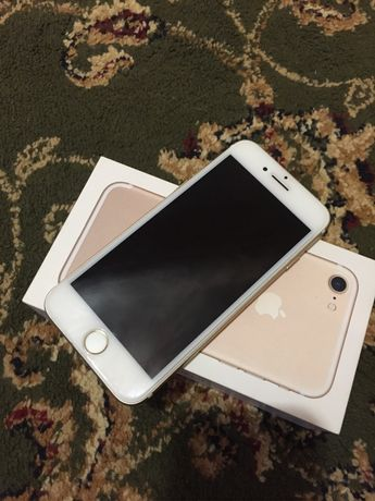 Iphone 7 ( 32гб) 50000тг