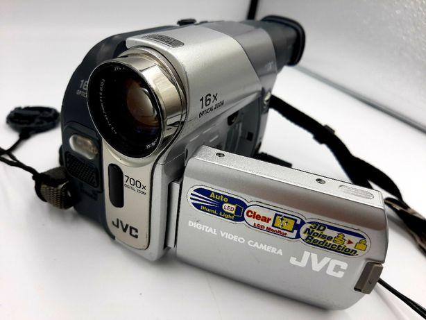 Camera video JVC model GR-D23E , Cititi textul va rog!