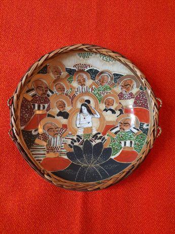 Farfuria japoneza veche