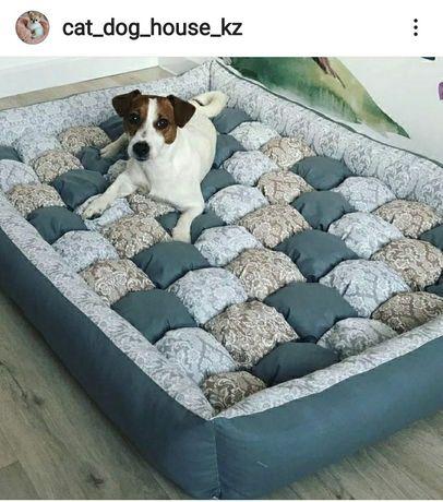 Лежанка с ковриком  Бонбон шью на заказ
