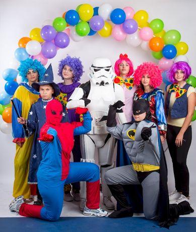 Servicii de animatie petreceri copii