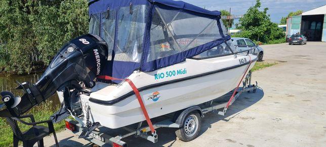 Barca(șalupă) MIDI 500