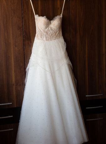 Булчинска рокля Lanesta Corte от Carrie Wedding