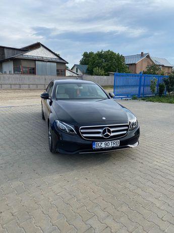 Vând Mercedes 220 e clase 9g tronic an 2016