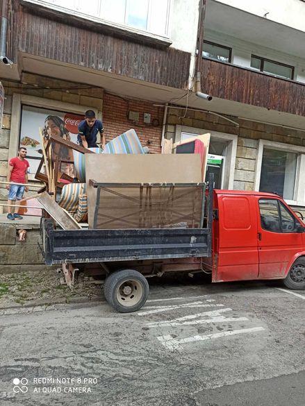 Почистване и изхвърляне на строителни и битови отпадъци