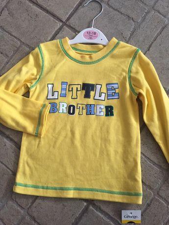 Bluza copii 1-2 ani George UK