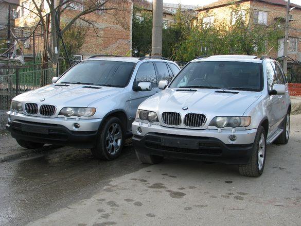 На части 2бр. БМВ/BMW Х5 3,0/4,4 - DSP/Navi/Sport paket/LPG