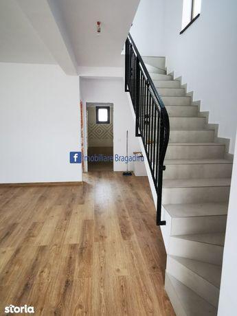 Casa singulara 4 camere, 130 mp utili + 250 mp curte, Bragadiru