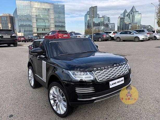 детский электромобиль Range Rover Original доставка бесплатно по КЗ