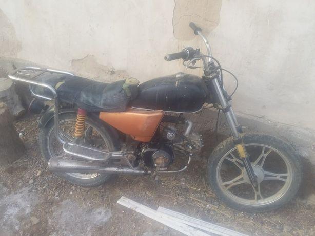 Мотоцикл Мопед